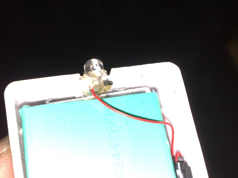 Зарядка светодиодного фонарика своими руками