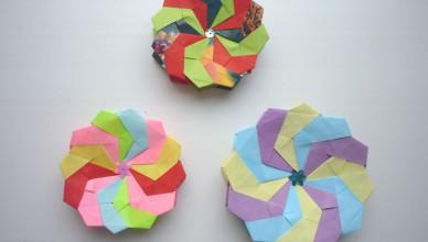 Звезда оригами Eifel Star
