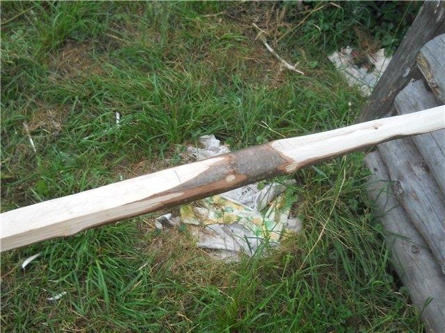 Изготовление лука своими руками видео фото 368-876