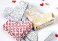 Валентинки в технике оригами своими руками