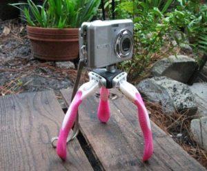 Делаем держатель камеры для штатива