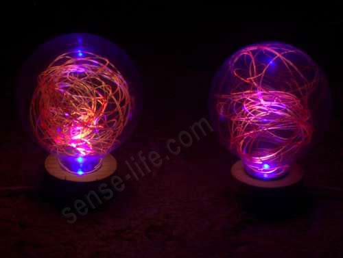 Ультрафиолетовый светодиодный светильник своими руками