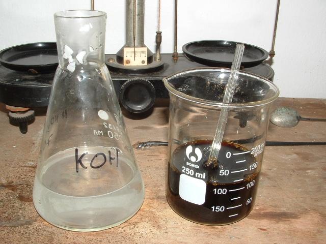 Как получить оксид железа III (3)