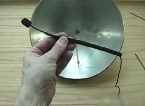 Как сделать шпионский микрофон