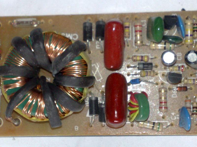 электронный трансформатор для галогенных ламп
