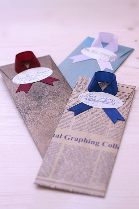 Красивые конверты своими руками