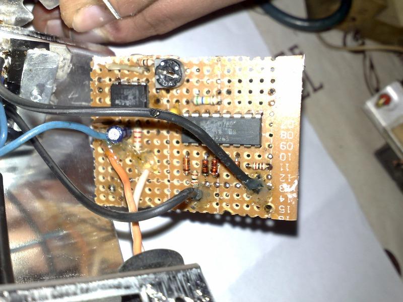 Светодиодный стробоскоп своими руками