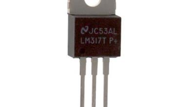 Усилитель мощности на LM317