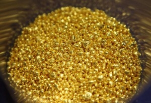 как получить золото
